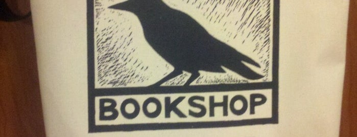 Crow Bookshop is one of Burlington.