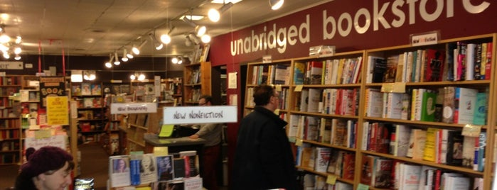 Unabridged Books is one of Chicago, IL - Gay.