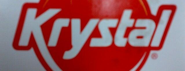 Krystal is one of Food.