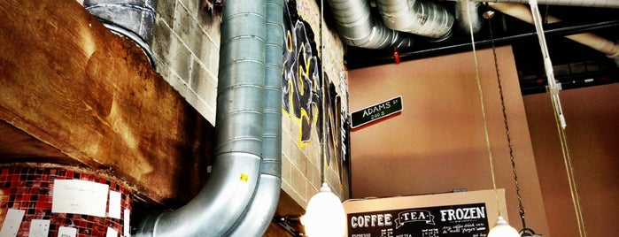 Morgan Street Cafe is one of Explore Chicago West Loop.