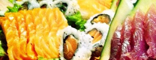 Jiken is one of Sushi em Campão.