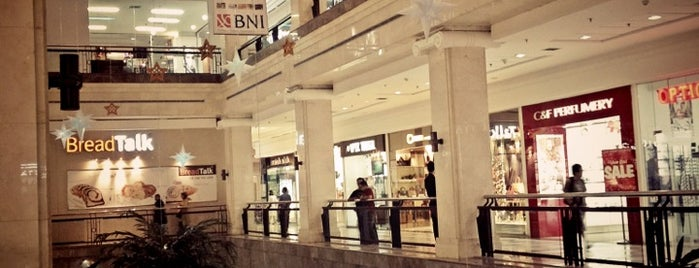 Plaza Ambarrukmo is one of Top 10 dinner spots in Sleman, Indonesia.