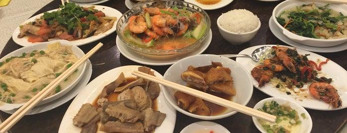 Tai Wing Wah Village Cuisine 大榮華圍村菜 is one of Mon Carnet de bord.
