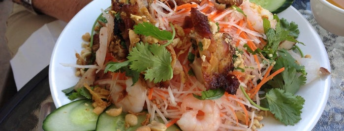 Hanoi Bistro is one of places to try.