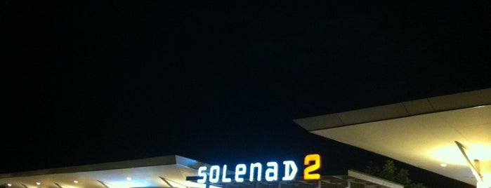 Solenad 2 is one of Malls.