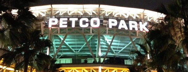 Petco Park is one of Ballparks.