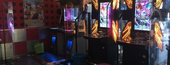 HAP'1 北戸田店 is one of beatmania IIDX 設置店舗.