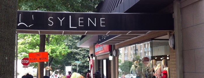 Sylene is one of stores that stock Between the Sheets.