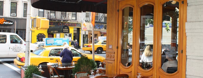 Cafe D'Alsace is one of Restaurants.