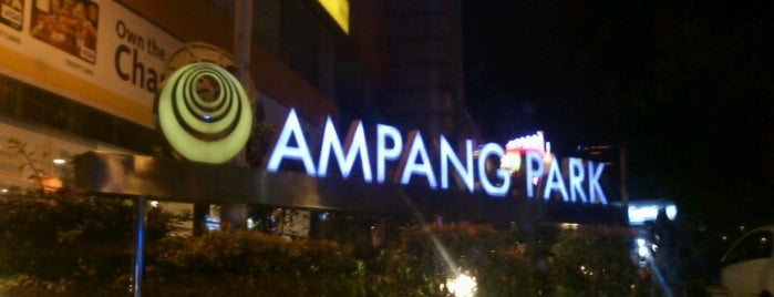 Ampang Park Shopping Centre is one of Shopping Mall..