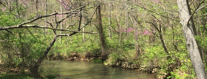 Spring Mill State Park is one of Indiana State Parks and Reservoirs.
