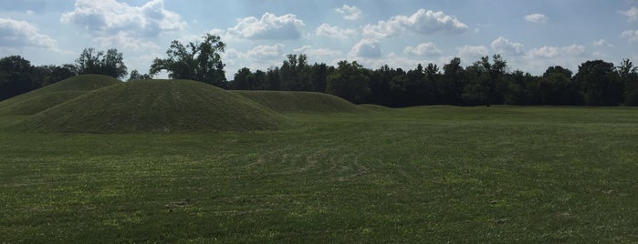 Hopewell Culture National Historical Park is one of National Parks.