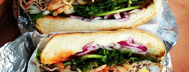 Sunny & Annie Gourmet Deli is one of New dinner spots to try.