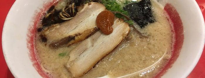ラの壱 豊田店 is one of ラーメン同好会・三河支部.