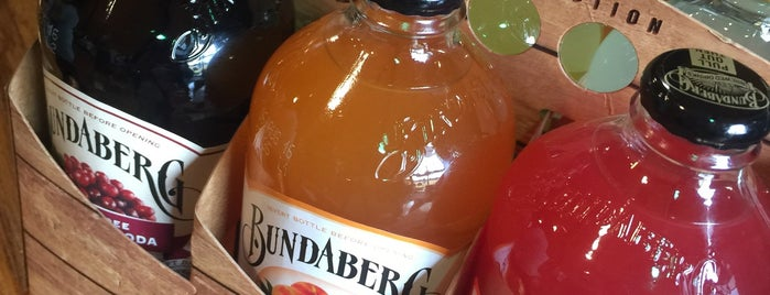 The Bundaberg Barrel is one of Brissy List.
