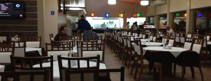 Caçarola's Restaurante Sushi Bar e Pizzaria is one of Parauapebas - Melhores Lugares.