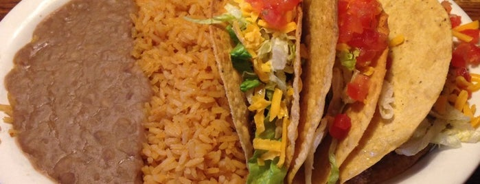 Mexican Inn Cafe is one of Great Lunch near Texas Wesleyan University.