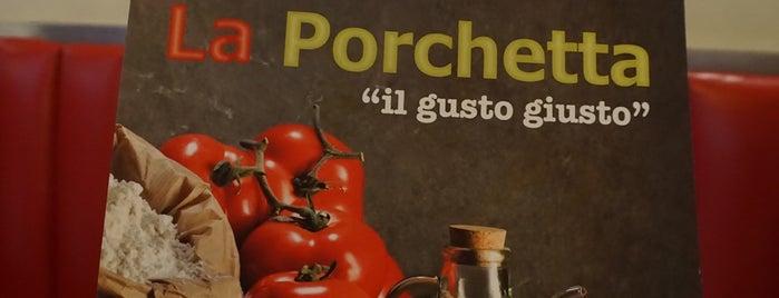 La Porchetta is one of Pizza and more pizza.
