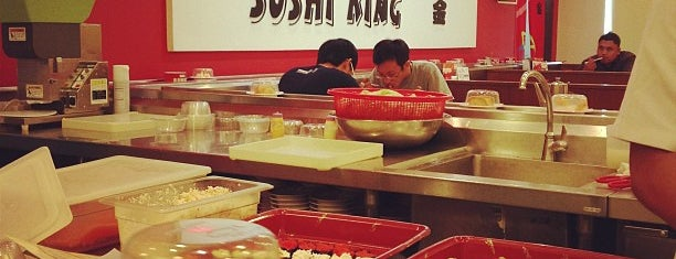 Sushi King is one of My makan places.