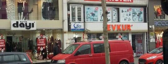 EVKUR is one of GoldMaster Satış Noktaları.