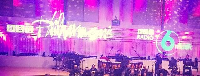 BBC Philharmonic Studio is one of BBC Locations!.