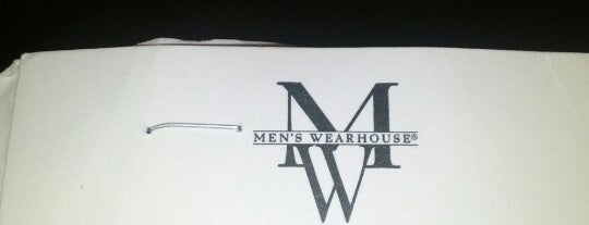 Men's Wearhouse is one of Potential Vendors.