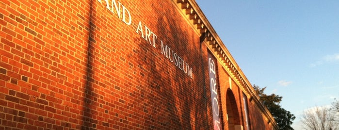 Ackland Art Museum is one of Science, Art & History.