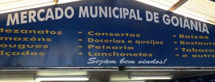 Mercado Aberto is one of Pontos Turisticos Essenciais Goiania.