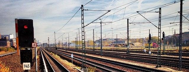 S Beusselstraße is one of Besuchte Berliner Bahnhöfe.