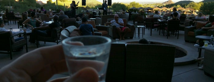 Salud Lobby Lounge at JW Marriott Starr Pass Resort is one of TUC Latin Faves in The Old Pueblo.