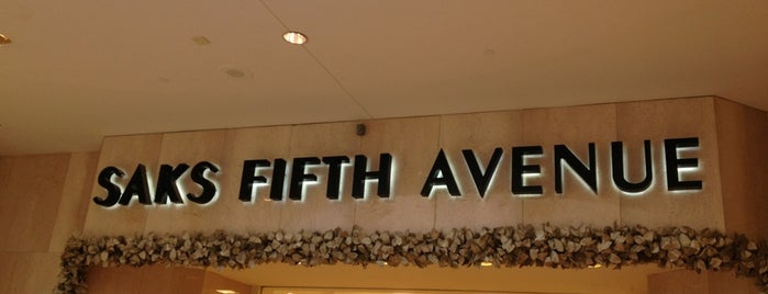 Saks Fifth Avenue is one of All-time favorites in United States.