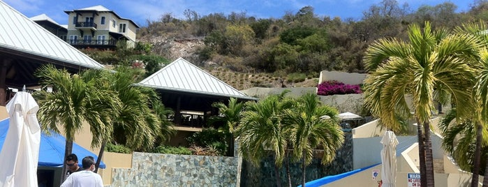 Scrub Island Resort is one of Places to eat lunch in the British Virgin Islands.