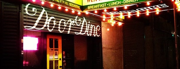 Do or Dine is one of Brunch NYC.