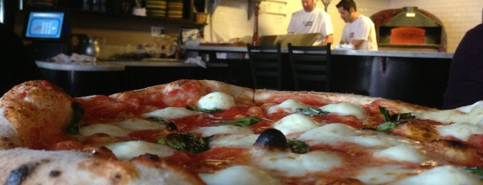 Tony's Pizza Napoletana is one of Restaurants to try.
