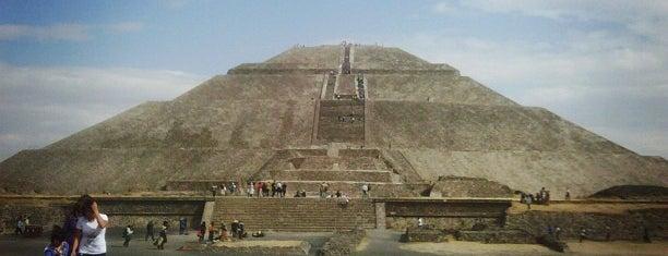 Pirámide del Sol is one of O que Fazer na Cd. do México.
