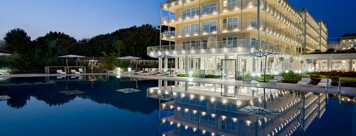 UNA Hotel Versilia is one of i consigli dei viaggiatori.
