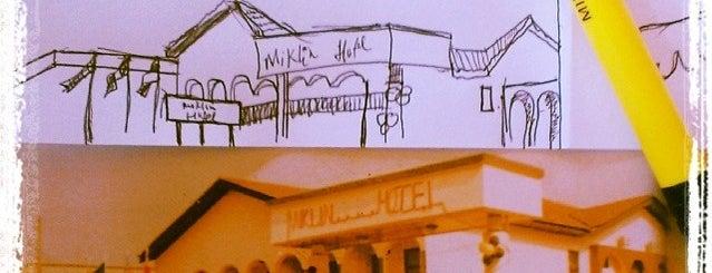 Miklin Hotel is one of Kumasi City #4sqCities.