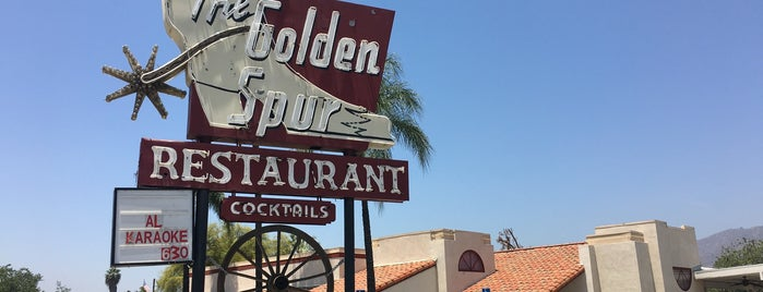 The Golden Spur is one of Restaurant.com Dining Tips in Los Angeles.