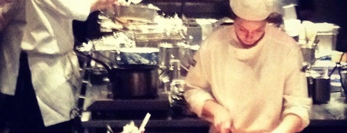 Blue Duck Tavern is one of 100 Very Best Restaurants - 2012.