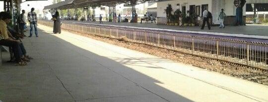 Khar Railway Station is one of Mumbai Suburban Western Railway.