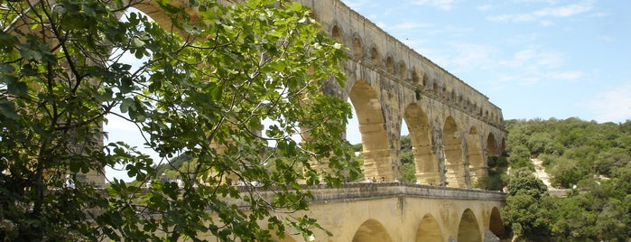 Pont du Gard is one of Trips / Vaucluse, France.