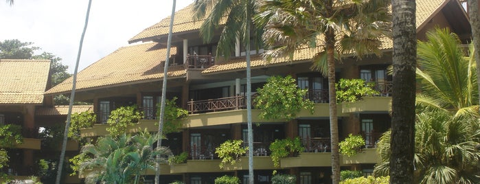 Royal Palms Beach Hotel is one of Trips / Sri Lanka.