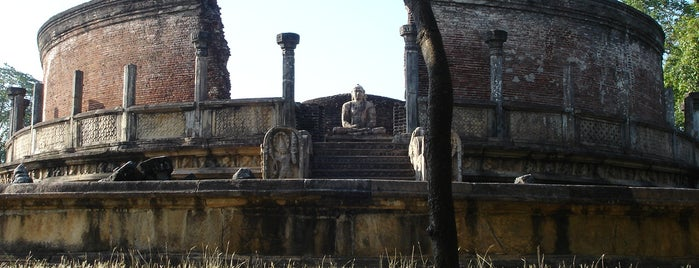 Polonnaruwa is one of Trips / Sri Lanka.