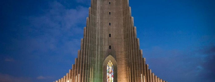 Church of Hallgrímur is one of #squareBuckets.
