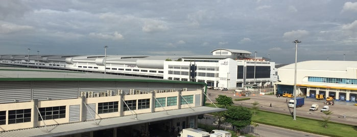 Car Park / Parking is one of TH-Airport-BKK-1.