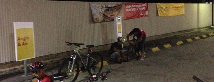 Shell Kota Damansara is one of Pump It 4 Jammed.