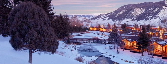 Rusty Parrot Lodge and Spa is one of Best Places to Check out in United States Pt 5.