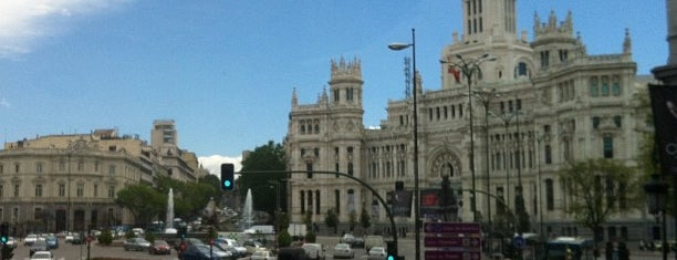 Madrid is one of Capitals of Europe.