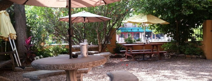 Empire Cafe is one of Houston Favorites.
