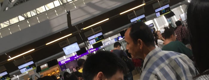 China Southern (CZ) Check-In Area is one of TH-Airport-BKK-1.